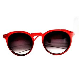 Cherry Red Sunnies- New without Tags